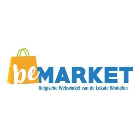 BeMarket met slogan